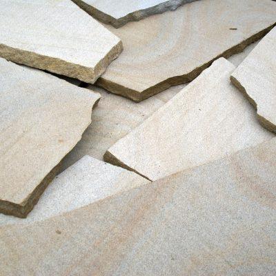 Polygonplatten gesägt